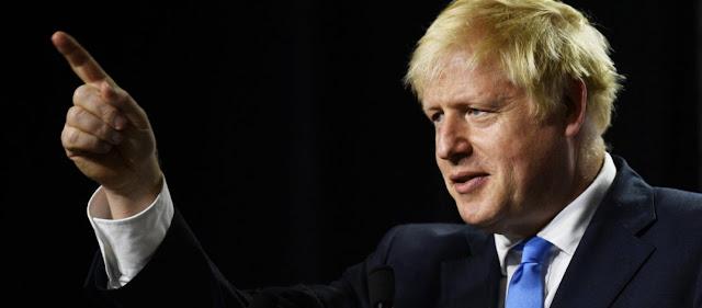 Τι έλεγε ο Μπόρις Τζόνσον για την Ελλάδα: «Πώς η ΕΕ κατέστρεψε τους Έλληνες για πάντα»