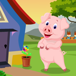 G4K Cute Pig Rescue 2 Game