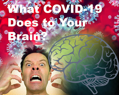 covid-10 affects your brain