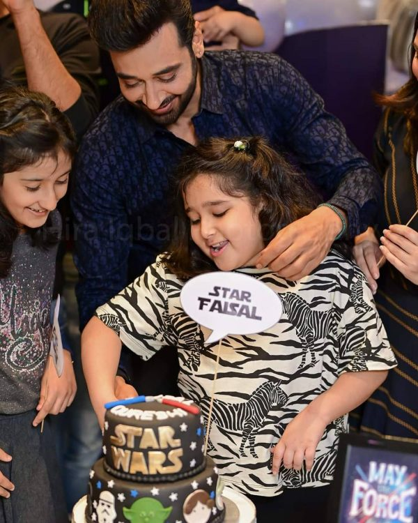 Faisal Qureshi family