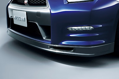 2013 Nissan GT-R Track Pack