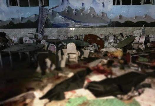 63 νεκροί από έκρηξη σε γαμήλια γιορτή στην Καμπούλ