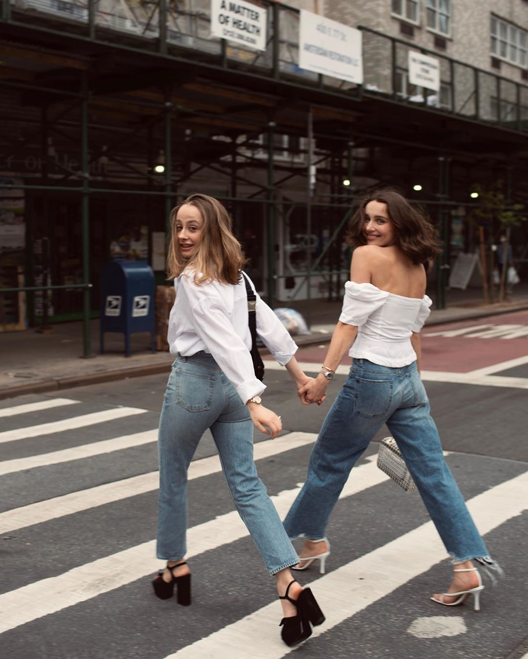Crisp White Tops are a Timeless Summer Essential