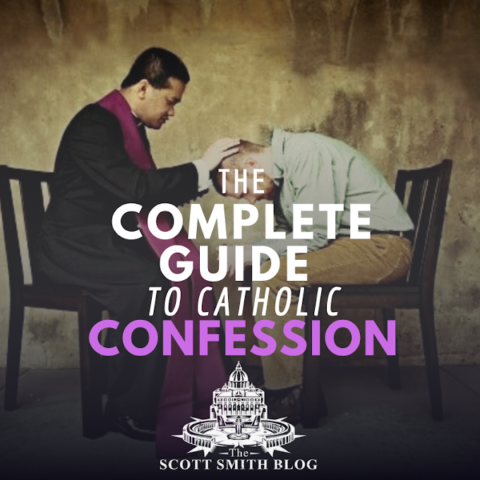 The Complete Catholic Confession Guide: Confession Script, Act of Contrition, and Examination of Conscience