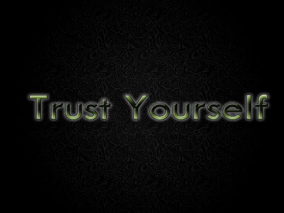 Trust Yourself download besplatne pozadine za desktop 1280x960