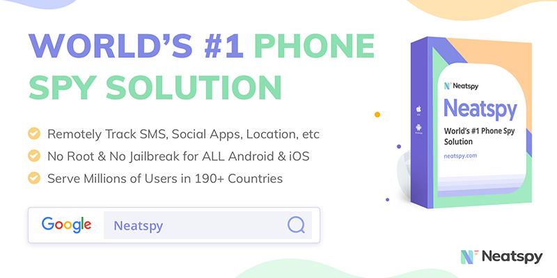 Neatspy app iPhone