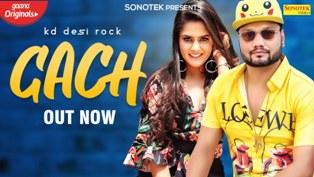 Gach Lyrics - KD & Monika Sharma