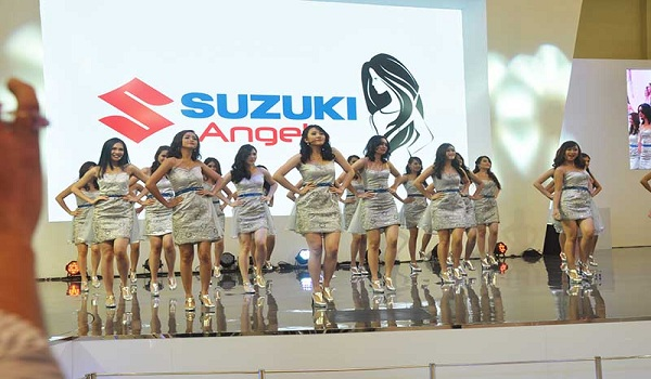 SPG Mobil - Suzuki Angel