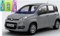 Logo ''Con ACE puoi vincere la tua nuova auto da città'': una Fiat Panda Serie 3