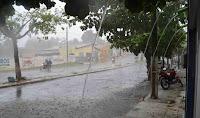 No Sertão: Cajazeiras registra maior índice de chuvas da Paraíba em 2020