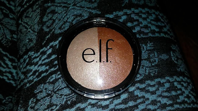 What I Got In My ELF Voxbox | Beauty Box Influenster baked highlighter and bronzer