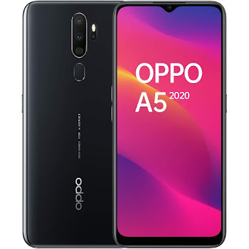 Oppo A5 2020 negro