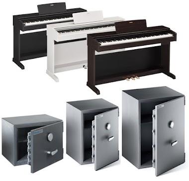 Démenagement Coffres-forts et Pianos à paris