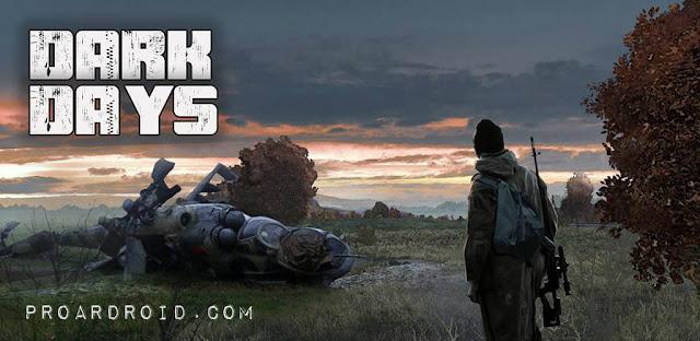 لعبة Dark Days: Zombie Survival v1.2.1 مهكرة للأندرويد (اخر اصدار) logo