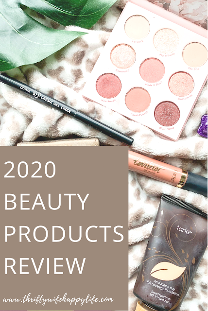 2020 beauty product review