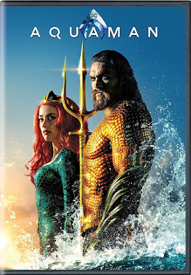 Aquaman [2018] [DVD R2] [PAL] [Castellano]