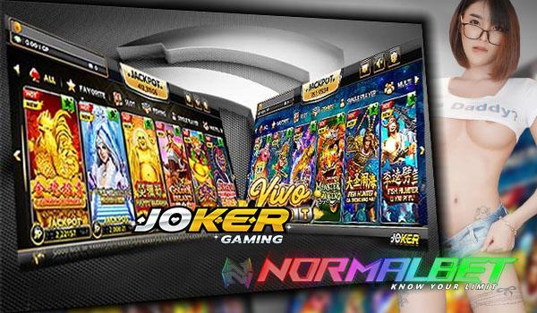 Slot Joker123 Normalbet