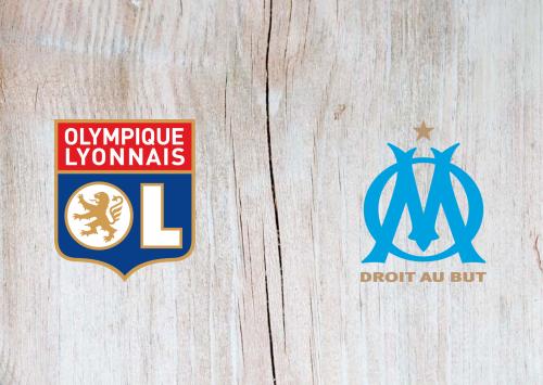 Olympique Lyonnais vs Olympique Marseille -Highlights 04 October 2020