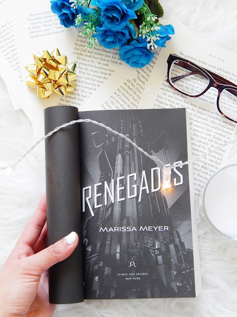 Renegades Book Review | sprinkledpages