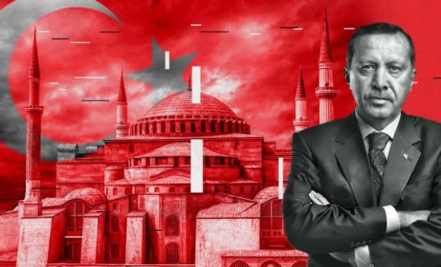 Οι ενδιαφέροντες ''καιροί Ερντογάν'' είναι καταραμένοι...