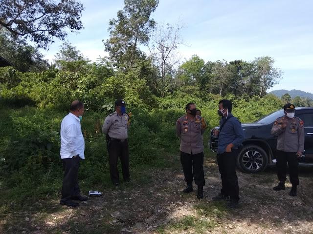 Exit Tol Padangpariaman-Pekanbaru di Tarok City Segera Dibangun