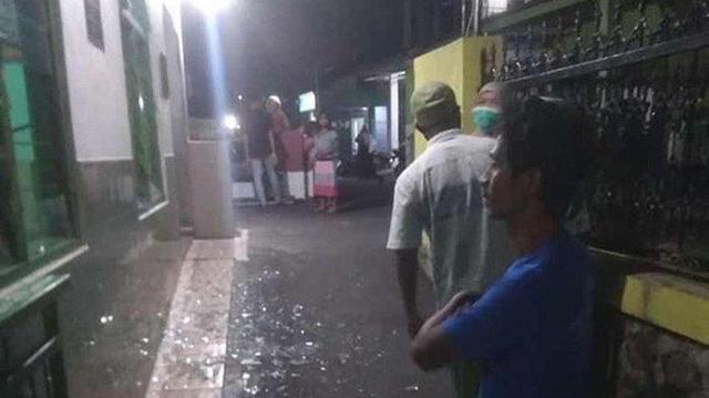 Terjadi Lagi, Seorang Pria di Semarang Ngamuk-ngamuk Hancurkan Musala