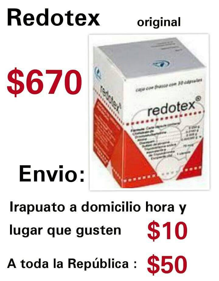 redotex nf per perdere peso