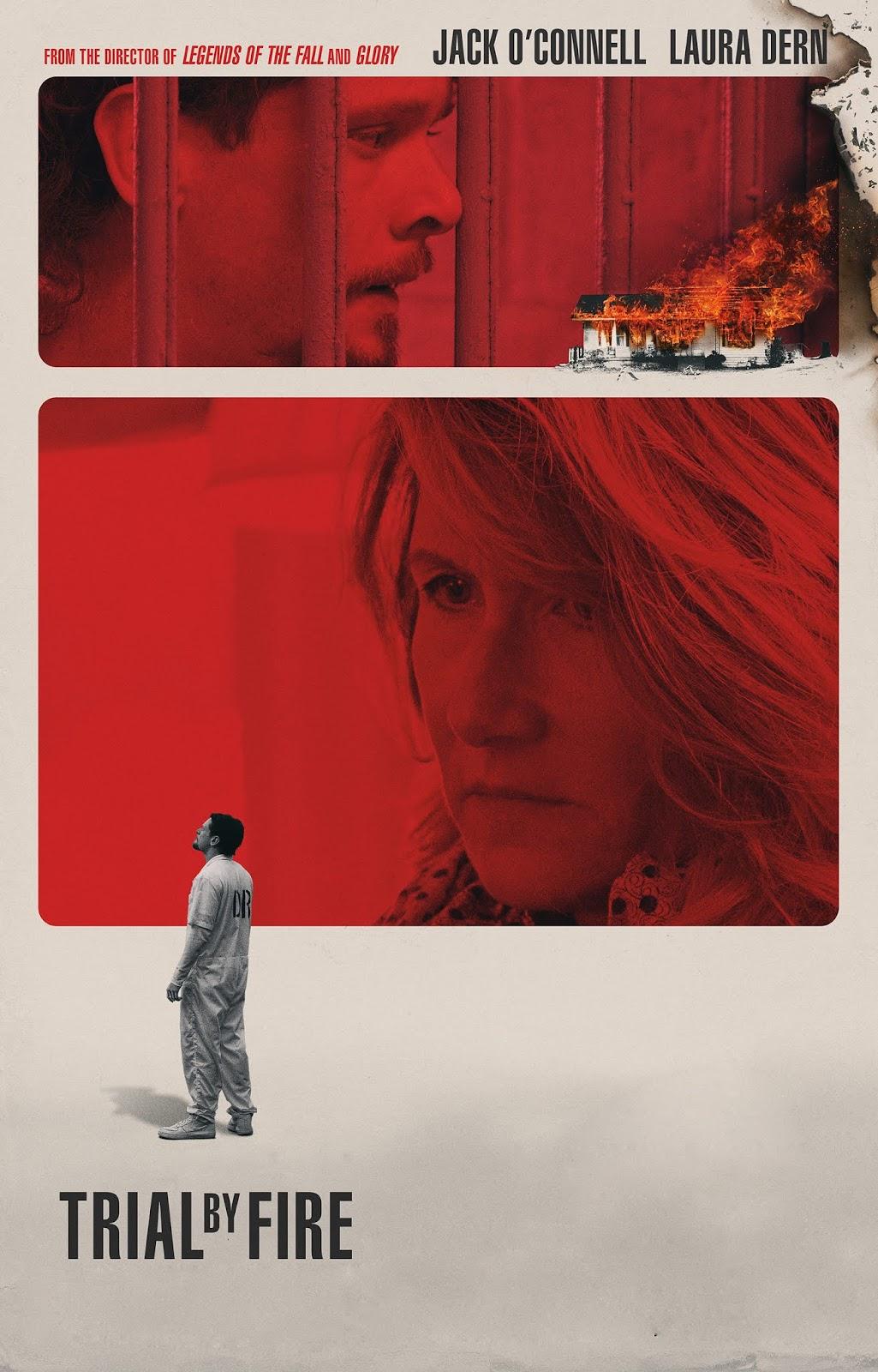 Trial by Fire [2019] [DVDR] [NTSC] [Latino] [Menú Editado]