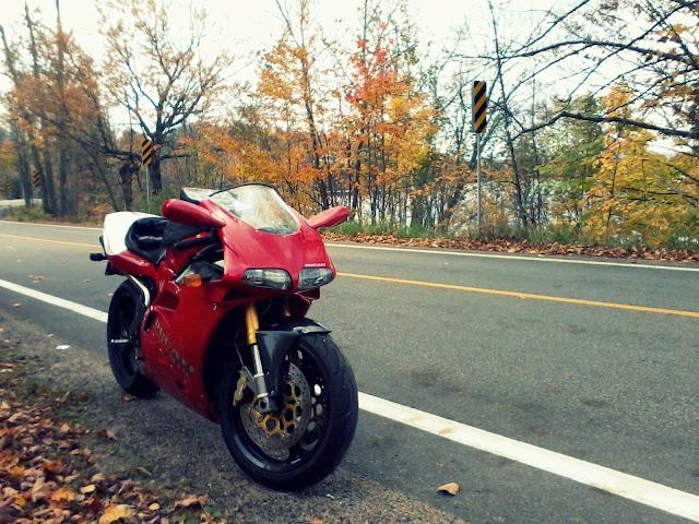 1997 Ducati 916