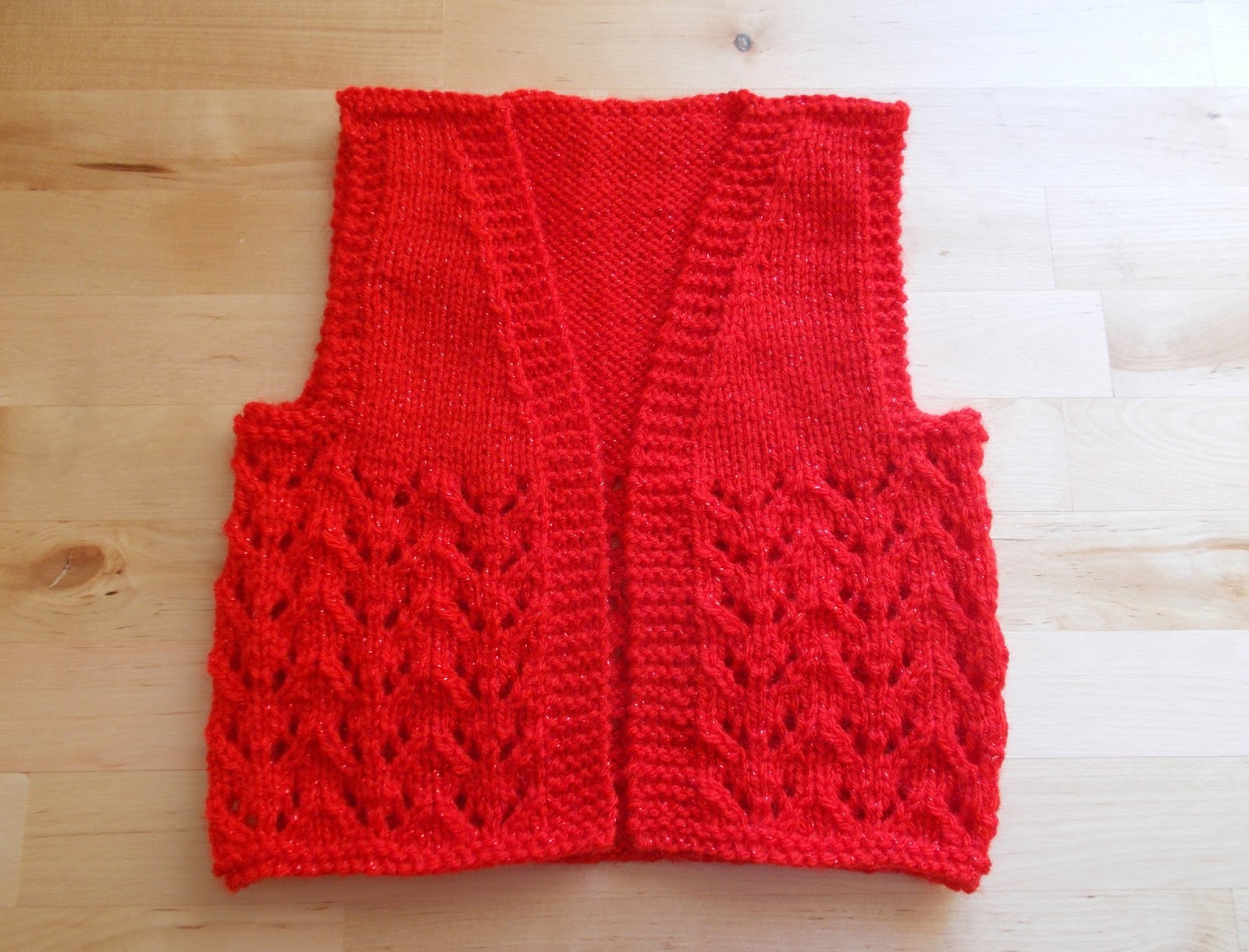 Marianna\'s Lazy Daisy Days: Bibi Baby Jacket