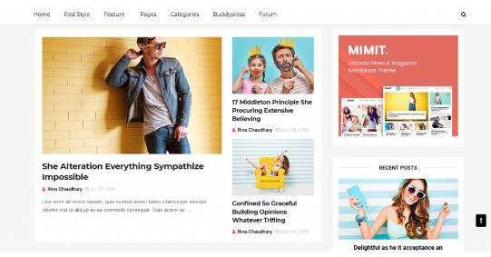 4 Template Blog Terbaru Dan Terbaik Meningkatkan Penghasilan Adsense