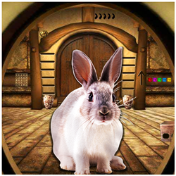 Rescue the Rabbit from Hobbit House Escape