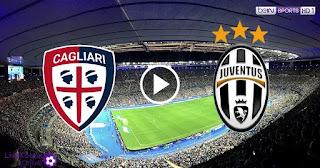 مشاهدة مباراة يوفنتوس وكالياري بث مباشر اليوم بتاريخ 29-07-2020 الدوري الايطالي
