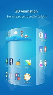 CM Launcher 3D Pro💎 v5.55.5 Paid APK is Here!