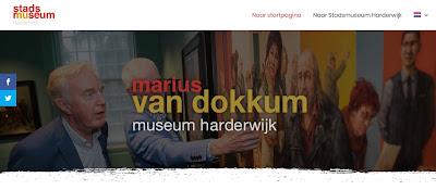 startpagina Museum Marius van Dokkum