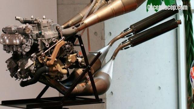 perbedaan motor 2 tak dan 4 tak