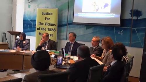 کنفرانس اقدامات بینالمللی برای اجرای عدالت در مورد شهیدان قتلعام ۶۷