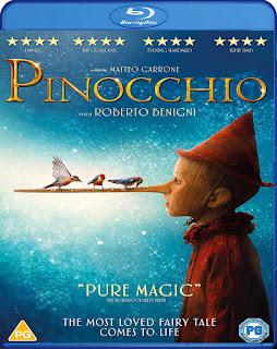 Pinocho [BD25] *Con Audio Latino