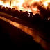 VIDEO: Fire engulfs post office in Osun state capital