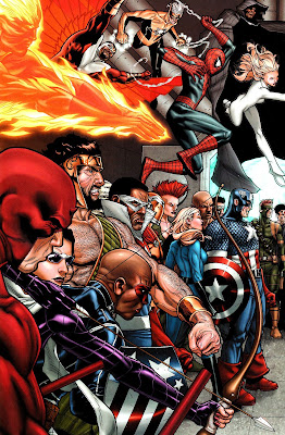 Cómic: Review de Civil War de Mark Millar y Steve McNiven - Editorial Panini