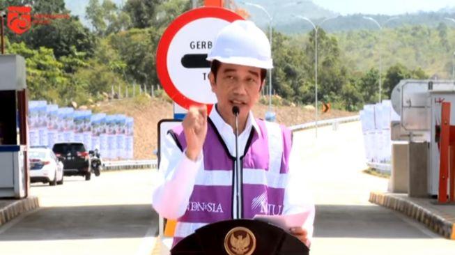 Dampak Pandemi, Presiden Jokowi: Ekonomi Kita Tidak Baik