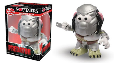 Predator Mr. Potato Head PopTater Figure by PPW Toys