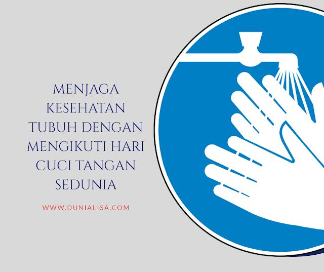 Hari Cuci Tangan Sedunia