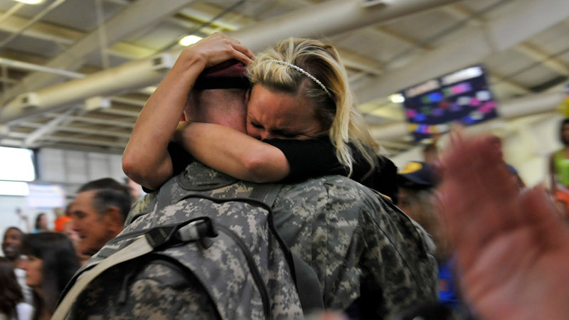 Psychological State of Military Families When Troops Are Deployed