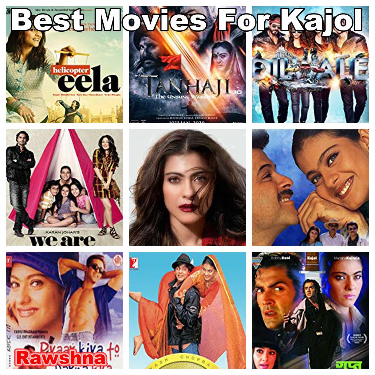 افضل افلام كاجول على الاطلاق