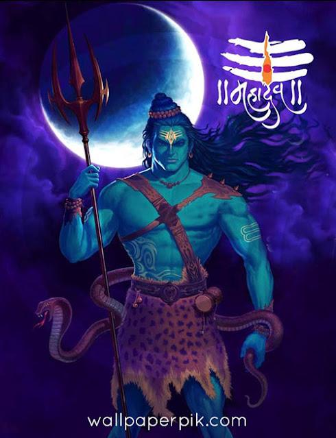 hindu god shiv ji  image download