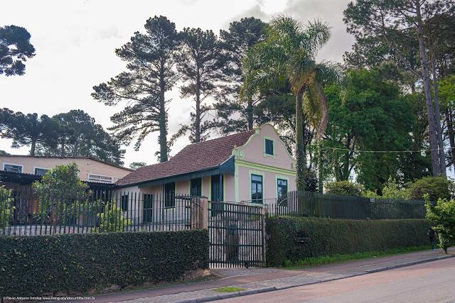 Casa na Avenida Anita Garibaldi - detalhes