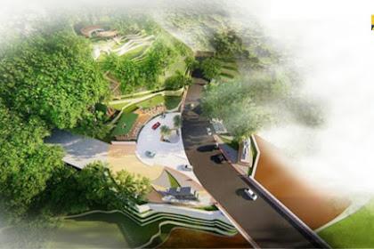 Dukung Pengembangan KSPN Borobudur, Kementerian PUPR Bangun Gerbang Klangon Tema Samudraraksa