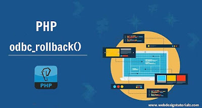PHP odbc_rollback() Function