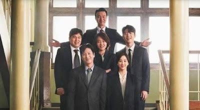 Drama korea Dairy of Prosecutor